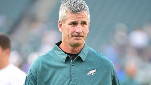Eagles OC Frank Reich to become Colts head coach