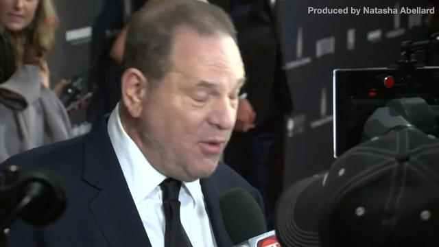 A new lawsuit filed against Harvey Weinstein by New York's Attorney General alleges that he threatened to kill Weinstein Company employees along with their families.  Veuer's Natasha Abellard (@NatashaAbellard)