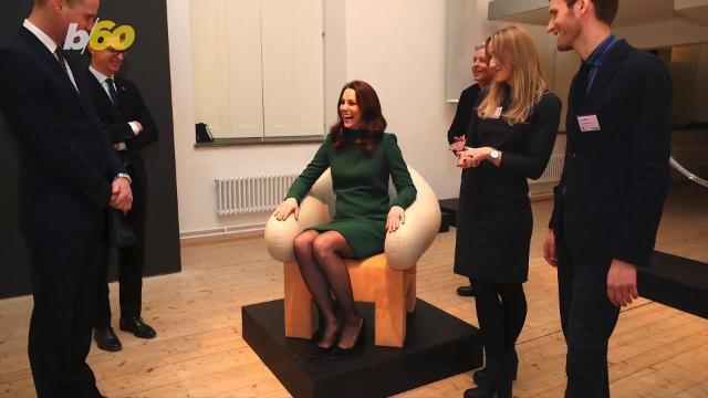 If you think Ikea furniture only belongs in a college dorm room, think again! Turns out the sleek Swedish brand is even good enough for the Royals.