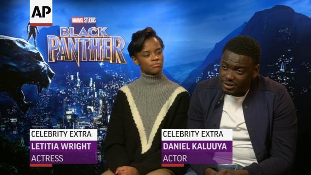 'Black Panther' Boseman reveals childhood heroes