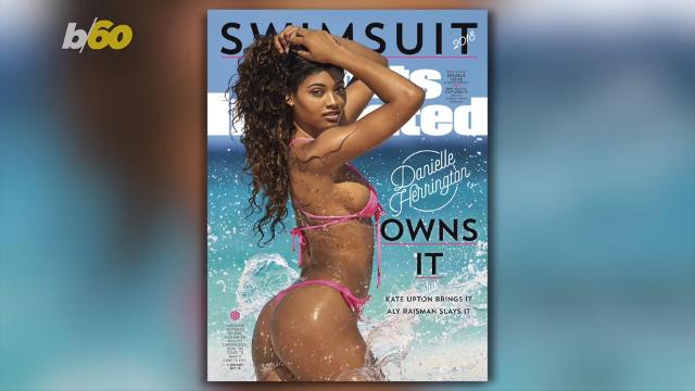Who Is Danielle Herrington  Things About The Sports Illustrated Swimsuit Cover Star