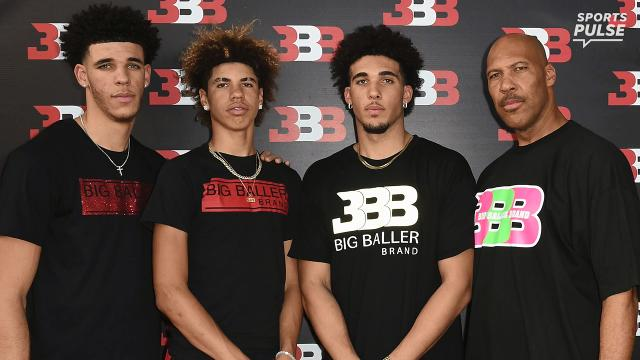 SportsPulse: While some of LaVar Ball's claims have come true in the past, this one might be pretty lofty.