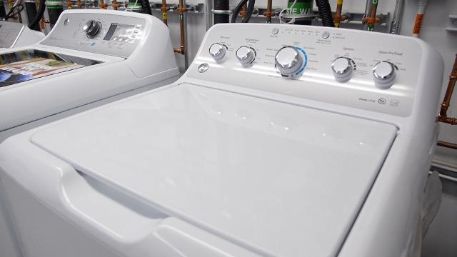 Ge Gtw460asjww Top Load Washing Machine Review Reviewed