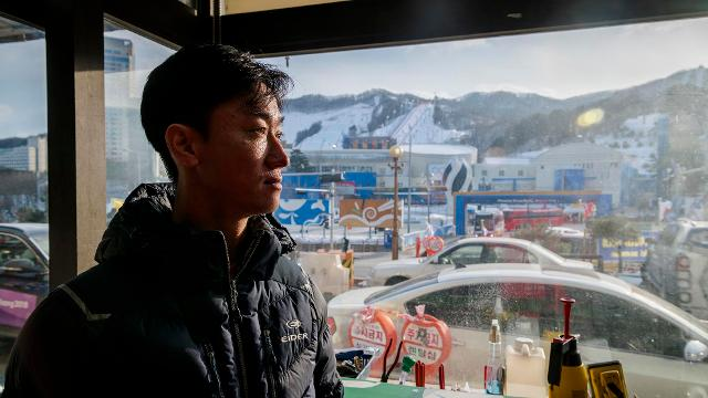 Local ski business owners struggle to turn a profit after resorts close to the public during the 2018 Winter Olympics.