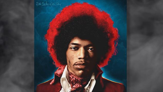 Hear Hendrix's never-before-heard 'Train'