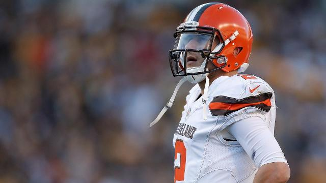 Johnny Manziel to play in Spring League