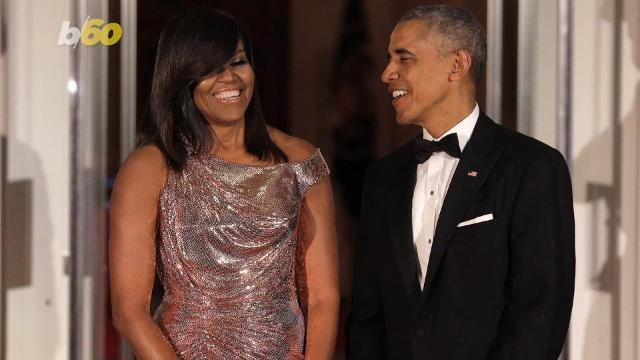 Barack & Michelle Obama's Valentine's Day tweets will melt your heart