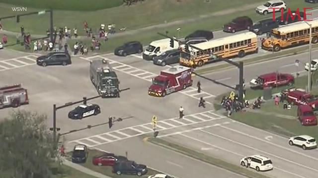 What to know about the active shooter situation at Florida high school