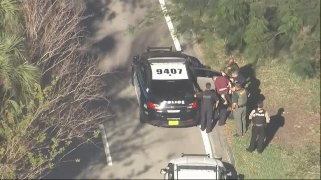 Authorities: Florida high school shooting suspect in custody