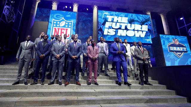 In addition to already airing on ESPN and the NFL Network, a new report says the 2018 NFL Draft will also be broadcast on over-the-air TV, with Fox televising the yearly event.