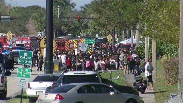 Florida school shooting witnesses detail horrific events