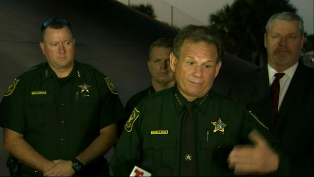 Sheriff: 17 dead in school shooting