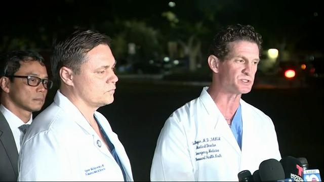 Broward hospital prepared for Florida school shooting victims