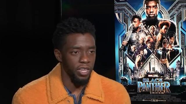 Boseman hoping to surprise fans at screenings