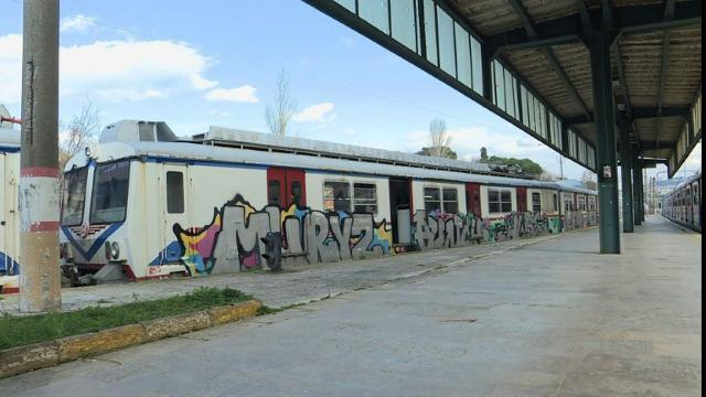 Back on track: Trains to return to historic Istanbul station Video provided by AFP