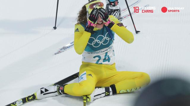 Check out some of the best images from the sixth day of action at the Pyeongchang Olympics.