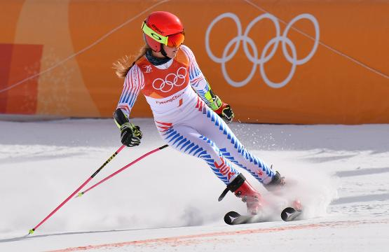 SportsPulse: After many delays, Mikaela Shiffrin finally hit the slopes and she did not disappoint. See how she and the rest of Americans fared on day six of the Winter Games. SPOILERS AHEAD.