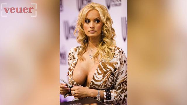 Stormy Daniels plans to test dress she wore with Trump for DNA