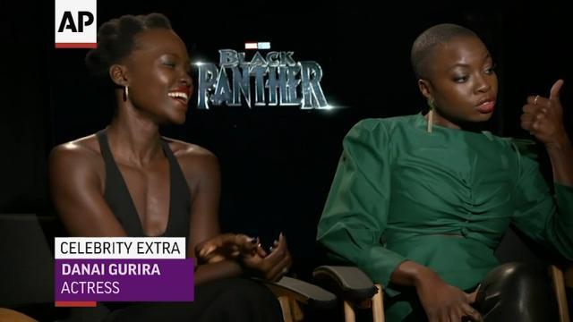 'Black Panther' stars' 'kindred' friendship