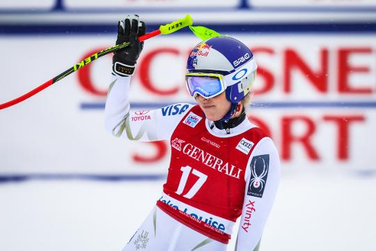 SportsPulse: Day 8 of the Olympics will feature multiple Americans with a chance to medal, including alpine skiing star Lindsey Vonn.