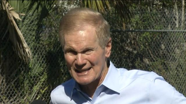 Florida Sen. Bill Nelson urges change in gun laws