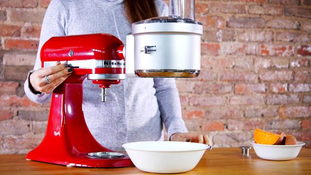 6 attachments that will completely transform your KitchenAid ...