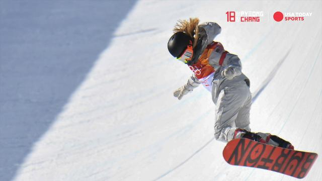 Chloe Kim's inspiration drawing praise