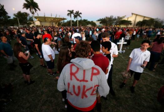 Florida school shooting victims remembered as 'hero,' 'baby girl,' 'sweet angel'