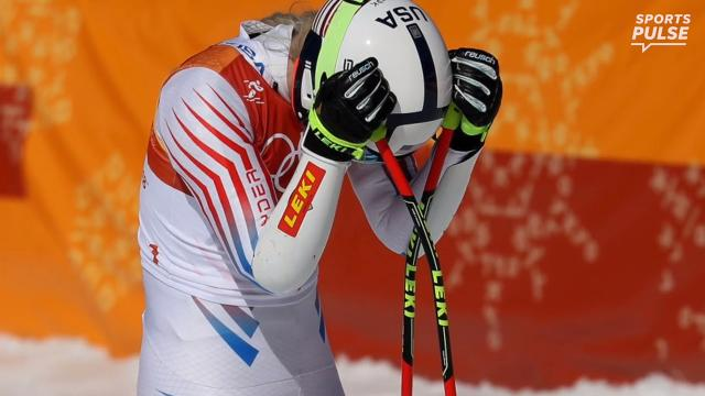 Lindsay Vonn made her debut and the U.S. found a medal in an unlikely event. SPOILERS AHEAD.