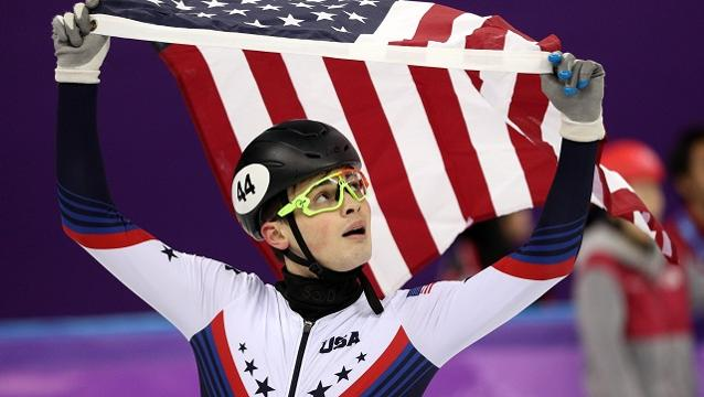 USA TODAY Sports' Martin Rogers can't believe there is only one week remaining in the Winter Olympics.