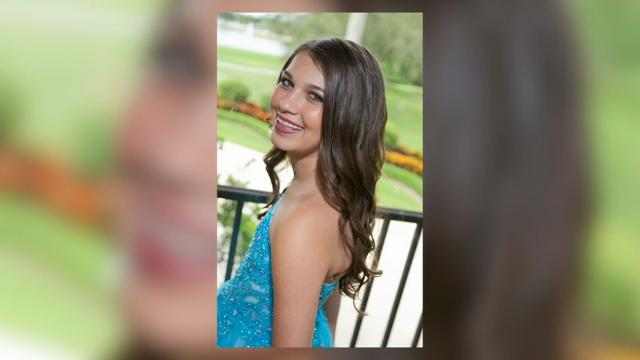 Funeral held for Florida school shooting victim