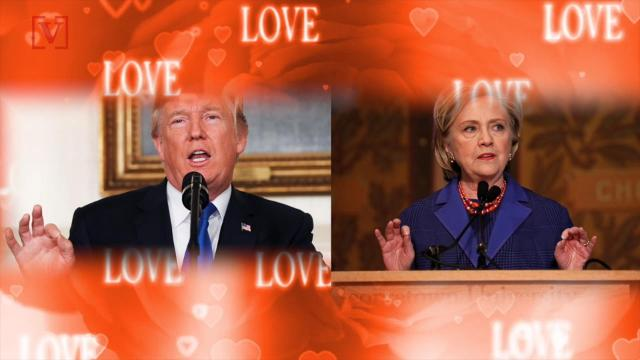 Dating websites are popping up with a focus on politics.