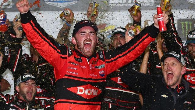 Austin Dillon wins 60th running of the Daytona 500
