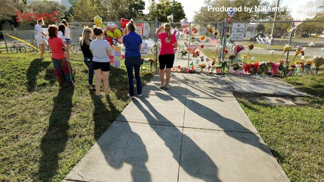 Florida shooting survivors: Not going to school until Congress acts