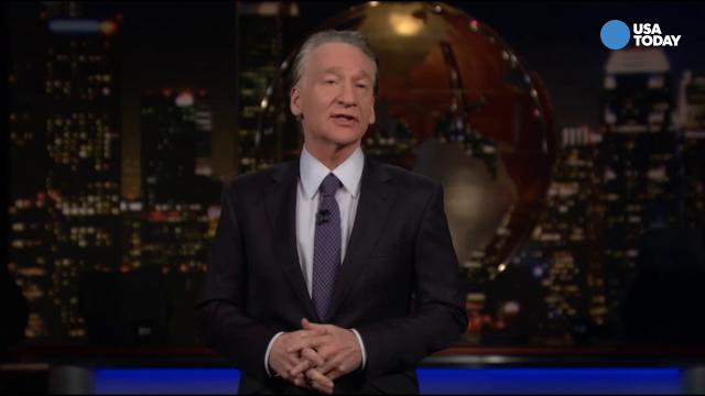 Bill Maher and Jimmy Kimmel talk Stormy, Russia and Mueller in Best of Late Night