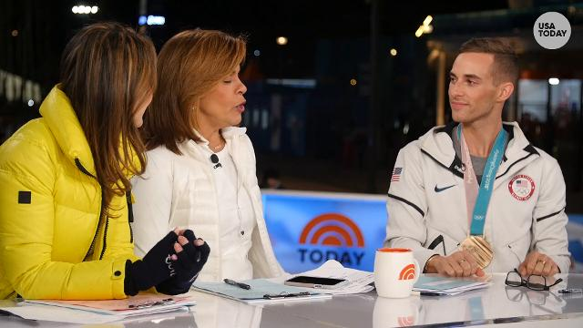 NBC's 'TODAY' show at the Olympics is one big party
