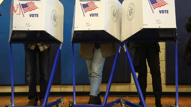 According to The Boston Globe, officials in a number of states are returning to paper ballots over fears of foreign countries interfering in U.S. elections. Zachary Devita has the story.