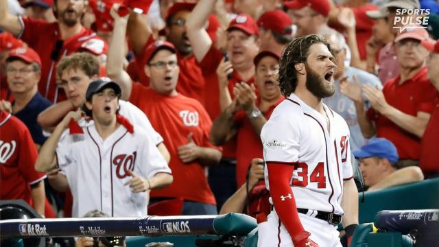 SportsPulse: As Bryce Harper enters a contract year, the Nationals realize it's possibly now or never for a World Series run.