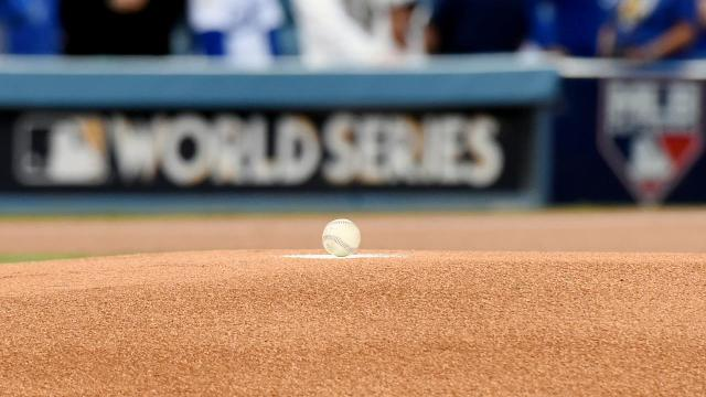 Major League Baseball announced there will be rule changes concerning pace of play, with mound visits being limited.