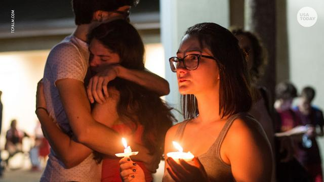 Angry cries from Fla. students spark national movement