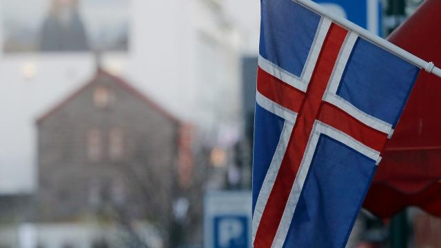 Iceland's parliament is debating a measure that would ban male circumcision.