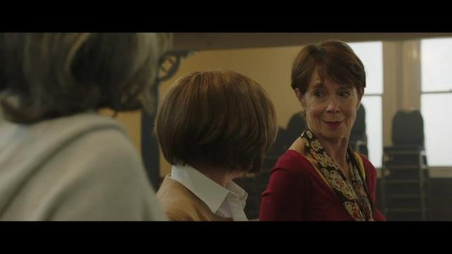 """Imelda Staunton, Celia Imrie and their """"Finding Your Feet"""" director Richard Loncraine reveal what they do when they need to lift their spirits. (Feb. 20)"""