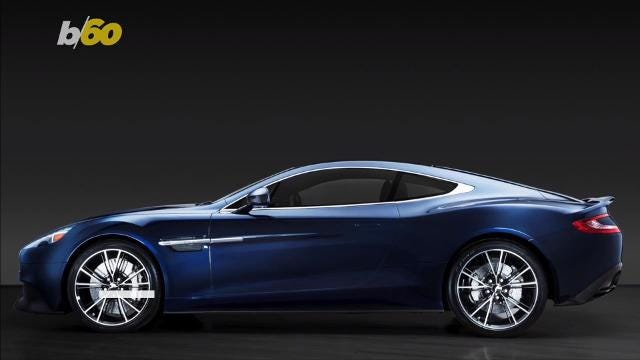 You can be like the next Bond man as actor Daniel Craig is auctioning his limited-edition Aston Martin.