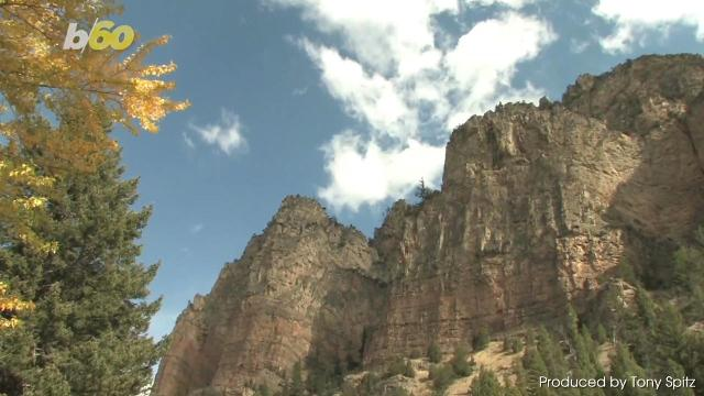 Yellowstone has experienced at least 200 earthquakes in the past ten days. Tony Spitz has the details.
