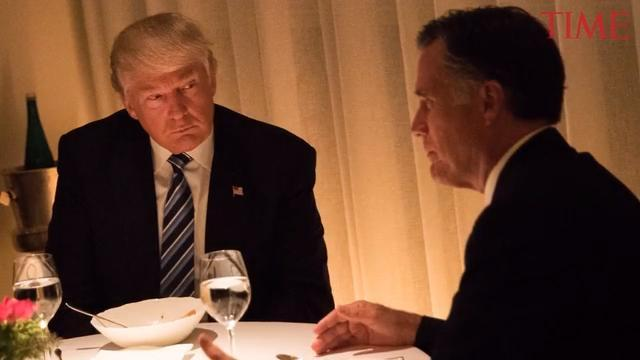 President Donald Trump's endorsement of Mitt Romney's U.S. Senate campaign in Utah may have come as a surprise to some given their complicated history.