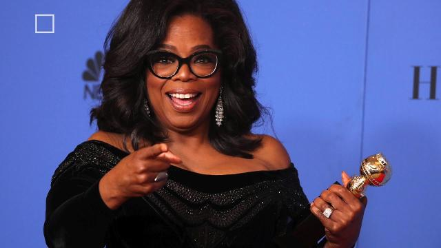 Oprah is joining the Clooney's in donating $500,000 to support of the survivors of the deadly shooting in Parkland, Florida. Rob Smith has the story.