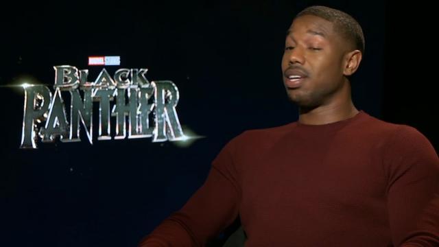 Michael B. Jordan was inspired by 'Black Panther' director Ryan Coogler