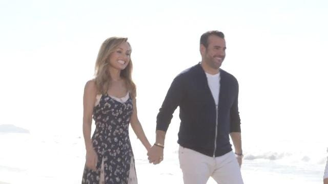 Chef, writer, and TV personality, Giada De Laurentiis says that life with her boyfriend Shane Farley has her smiling more than ever.