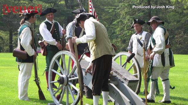 Revolutionary War reenactment canceled because of anti-gun laws