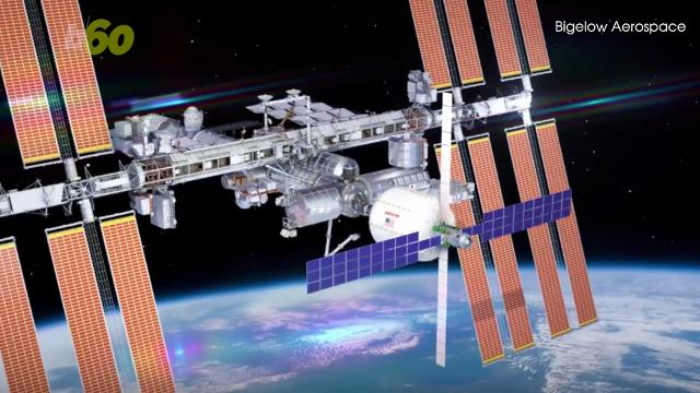 Bigelow Aerospace has announced that it intends to populate space with inflatable space capsules.